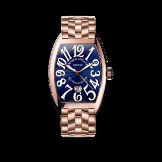 Franck Muller Herrenuhr Cintrée Curvex Automatik Datum 8880-SC-DT-O-5N-BLUE