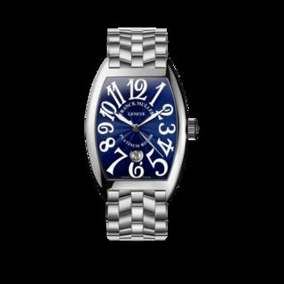 Franck Muller Herrenuhr Cintrée Curvex Automatik Datum 8880-SC-DT-O-AC-BLUE