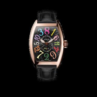 Franck Muller Armbanduhr Crazy Hours 5850-CH-COL-DRM-5N-BK-ALLBK