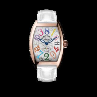 Franck Muller Armbanduhr Crazy Hours 5850-CH-COL-DRM-5N-BL-ALLBL