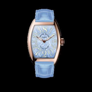 Franck Muller Armbanduhr Crazy Hours 5850-CH-NBR-BL5N-BL-ALLBLUE