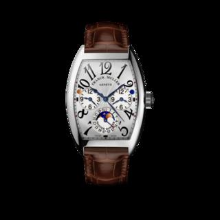Franck Muller Armbanduhr Master Banker Mondphase 7880-MB-L-DT-AC-BL-ALLBROWN