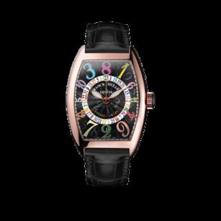 Franck Muller Armbanduhr Totally Crazy Hours 5850-TT-CH-COL-DRM-5N-ALLBK