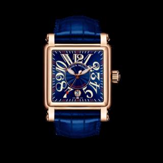Franck Muller Damenuhr Conquistador Cortez Automatik 10000-H-SC-5N-BLUE-ALLBLUE
