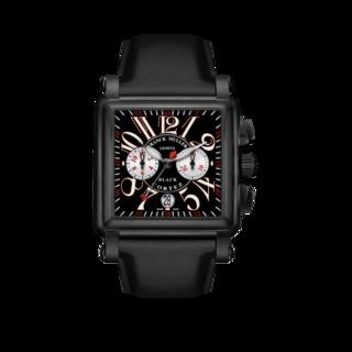 Franck Muller Armbanduhr Conquistador Cortez Chronograph 10000-H-CC-NR-AC-BLACK