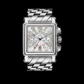 Franck Muller Armbanduhr Conquistador Cortez Chronograph 10000-H-CC-O-AC-BLANC