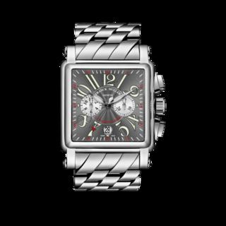 Franck Muller Armbanduhr Conquistador Cortez Chronograph 10000-H-CC-O-AC-GREY