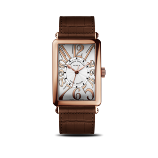 Franck Muller Damenuhr Long Island Automatik 23 x 40,2 x 9mm 905-SC-AT-FO-5N-ALLBRN