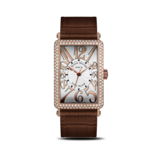 Franck Muller Damenuhr Long Island Automatik 23 x 40,2 x 9mm 905-SC-AT-FO-D-5N-ALLBRN