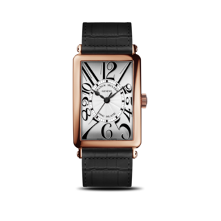 Franck Muller Damenuhr Long Island Automatik 26 x 44,6 x 9,4mm 955-SC-AT-FO-5N-ALLBK