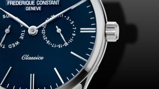 Frederique Constant Classic Quartz 40mm