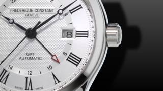 Frederique Constant Classics Automatic GMT 42mm