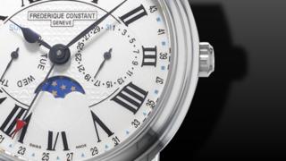 Frederique Constant Classics Business Timer 40mm