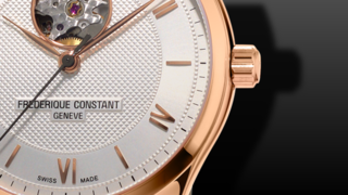 Frederique Constant Classics Heart Beat Automatic 40mm
