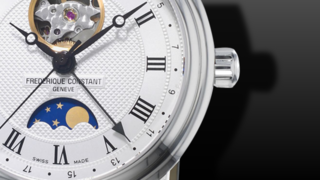 Frederique Constant Classics Hearth Beat Moonphase 40mm