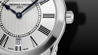Frederique Constant Classics Quartz Ladies 36mm