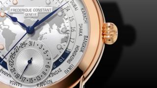 Frederique Constant Classics Worldtimer Manufacture 42mm