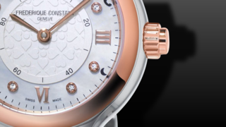 Frederique Constant Delight Notify 34mm