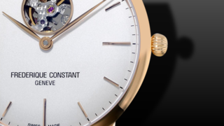 Frederique Constant Slimline Heart Beat Automatic 40mm