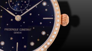 Frederique Constant Slimline Moonphase Stars Manufacture 38,8mm