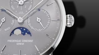 Frederique Constant Slimline Perpetual Calendar Manufacture 42mm