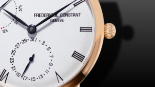 Frederique Constant Slimline Power Reserve Manufacture 40mm