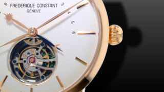 Frederique Constant Slimline Tourbillon Manufacture 43mm