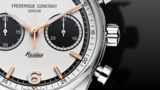 Frederique Constant Vintage Rally Chronograph 42mm
