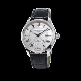 Frederique Constant Herrenuhr Classics Automatic GMT FC-350MC5B6