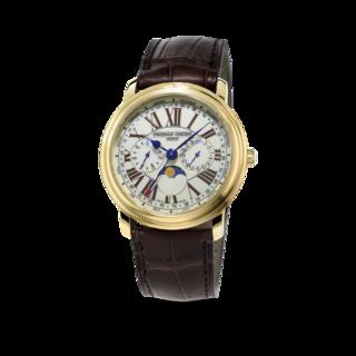 Frederique Constant Herrenuhr Classics Business Timer FC-270EM4P5