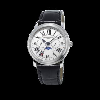 Frederique Constant Herrenuhr Classics Business Timer FC-270M4P6