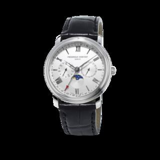Frederique Constant Herrenuhr Classics Business Timer FC-270SW4P6