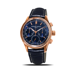 Frederique Constant Herrenuhr Flyback Chronograph Manufacture FC-760N4H4