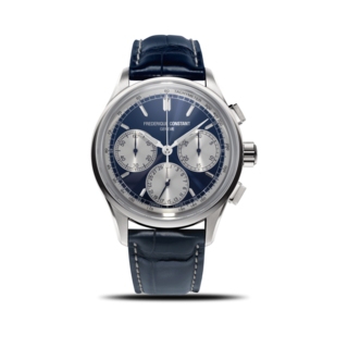 Frederique Constant Herrenuhr Flyback Chronograph Manufacture FC-760NS4H6