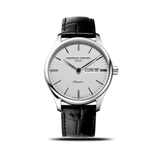 Frederique Constant Herrenuhr Classics Gents Quartz 40mm FC-225ST5B6