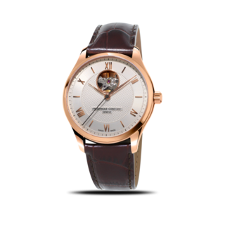 Frederique Constant Herrenuhr Classics Heart Beat Automatic FC-310MV5B4