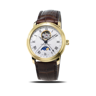 Frederique Constant Herrenuhr Classics Heart Beat Moonphase FC-335MC4P5