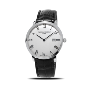 Frederique Constant Herrenuhr Slimline Automatic 40mm FC-306MR4S6