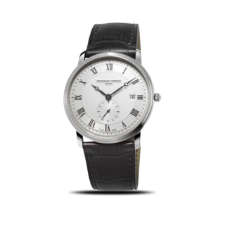 Frederique Constant Herrenuhr Slimline Gents Small Seconds FC-245M5S6