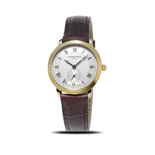 Frederique Constant Damenuhr Slimline Ladies Small Seconds FC-235M1S5