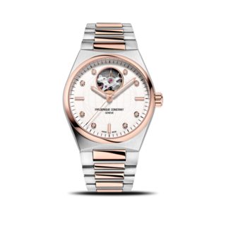 Frederique Constant Damenuhr Highlife Ladies Automatic Heart Beat 34mm FC-310VD2NH2B