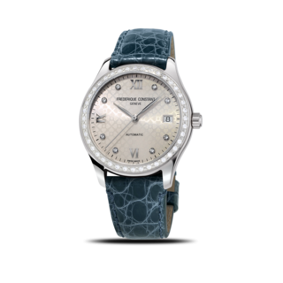Frederique Constant Damenuhr Ladies Automatic 36mm FC-303LGD3BD6