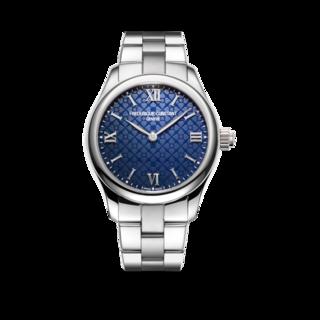Frederique Constant Smartwatch Smartwatch Ladies Vitality 36mm FC-286N3B6B