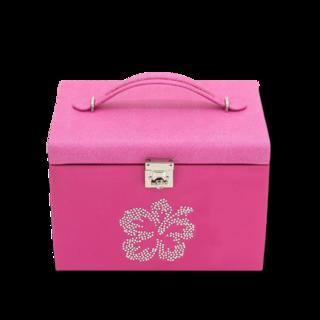 Friedrich Schmuckkasten Baccara - Pink 70021-99