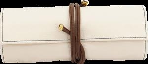 Friedrich Schmuckrolle Ascot - Elfenbeinweiss aus Feinsynthetik