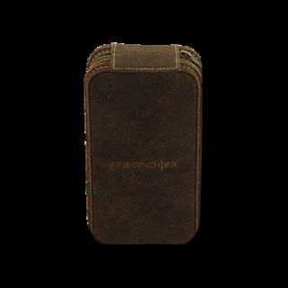Friedrich Cubano Uhrenbox 2 - Braun 70021-352