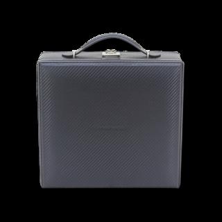 Friedrich Uhrenkoffer Carbon L - Dunkelblau 70021-541