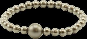 Armband Gellner Flex aus 925 Sterlingsilber mit Tahiti-Perle