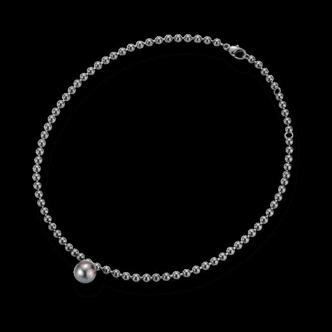 Halskette Gellner Flex aus 925 Sterlingsilber mit Tahiti-Perle bei Brogle