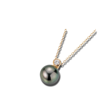 Gellner Halskette mit Anhänger H2O 5-22007-16
